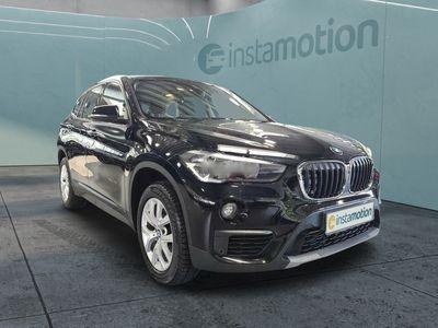 gebraucht BMW X1 X1sDrive18d Advantage Aut. Panorama Klimaaut.