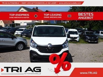 gebraucht Renault Trafic Kasten L1H1 2,7t Komfort 1 Keyless NR Klima AUX US