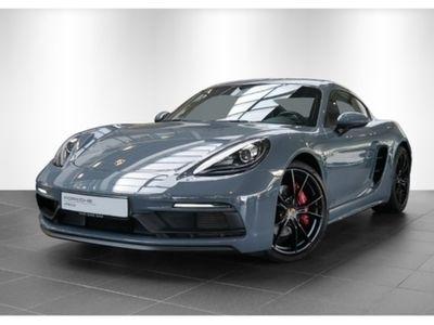 gebraucht Porsche 718 Cayman GTS, GT-Lenkrad,Digitalradio,Spurwechsel