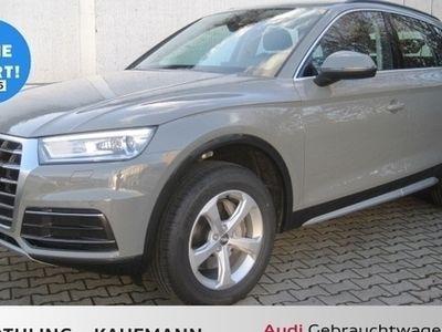 gebraucht Audi Q5 40 TDI Design qu S tro. 140kW*Xenon*Navi*Conn