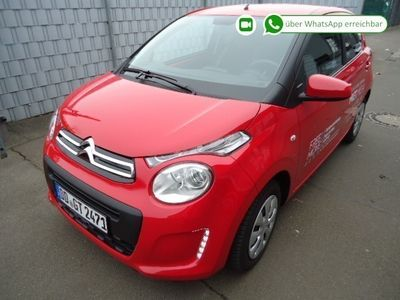 gebraucht Citroën C1 1.2 72 VTi S&S FEEL 5T/ Klima/ Einparkhilfe