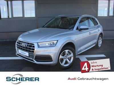 gebraucht Audi Q5 Sport 2.0 TDI, Autom., PANO, AHK