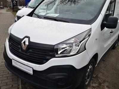 brugt Renault Trafic Komfort L1H1 2,7t dCi Klimaanlage