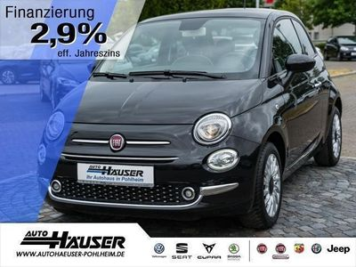 gebraucht Fiat 500 1.2 8V S+S LOUNGE NAVI PANO CLIMATRONIC ALU