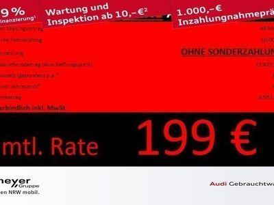 gebraucht Audi Q2 1.4 TFSI cylinder on demand 110 kW (150 PS) 6-Gang