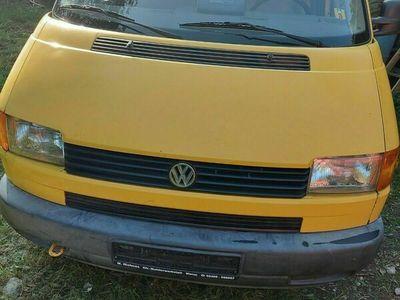 gebraucht VW Transporter TD Kasten LKW