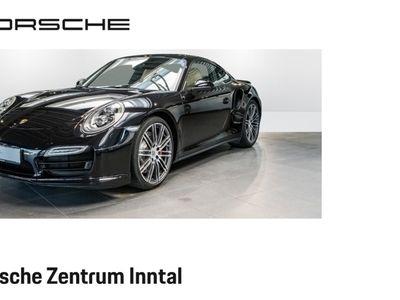 gebraucht Porsche 991 (911) Turbo | SportChrono Paket |