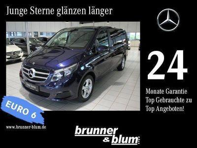 gebraucht Mercedes V220 d Lang 7 Sitze,Navi,2xKlima,Automatik Autom./BC