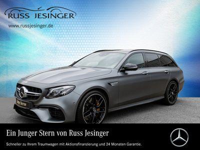 gebraucht Mercedes S63 AMG E 63 AMG AMG E4M+ T +COMAND+KERAMIK+PANO+DISTR.+ LED