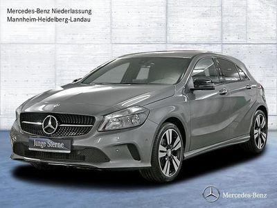 gebraucht Mercedes A180 d Style Kamera AHK Temp. ISOfix