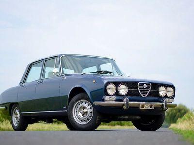 gebraucht Alfa Romeo 2000 Berlina 1. Hand