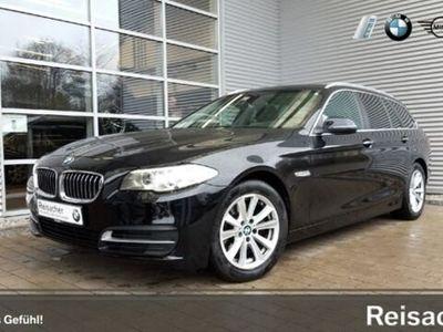 "gebraucht BMW 520 d A Tou NaviProf,Xenon,Leder,SH,PDC,Hifi,18"""