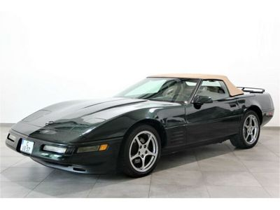 gebraucht Corvette C4 Cabrio / Navi / Edelbrock / Tüv 07.2020