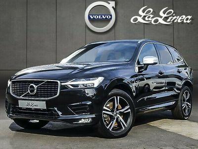 gebraucht Volvo XC60 D4 R-Design NP: 58.150,- / RFK / BLIS / Head-Up /