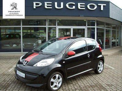 gebraucht Peugeot 107 STREET RACING - 6.400,- €