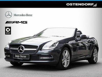 gebraucht Mercedes SLK200 *7G-Tronic*Navi*Parktronic*Xenon*Airscarf
