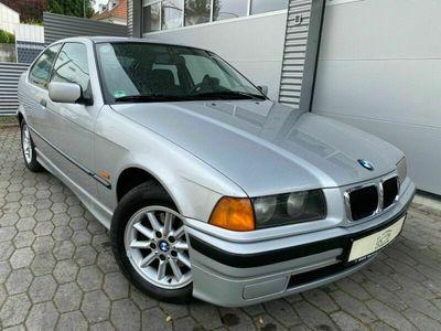 gebraucht BMW 316 Compact i Klimaanlage Sitzheizung