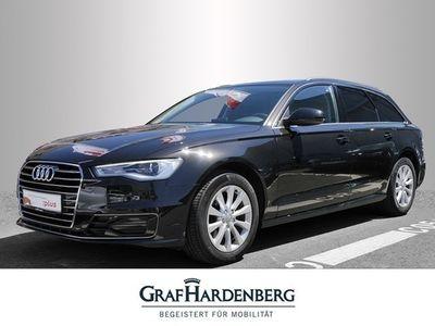 gebraucht Audi A6 Avant 2.0 TDI DSG Navi AHK LED Einparkh. v+h