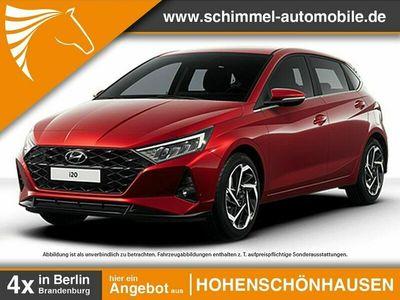 gebraucht Hyundai i20 (MJ22) 1.0 T-Gdi (100PS) 48V DCT Trend N42718 verfügbar in unserer Filiale Berlin-Hohenschönhausen.