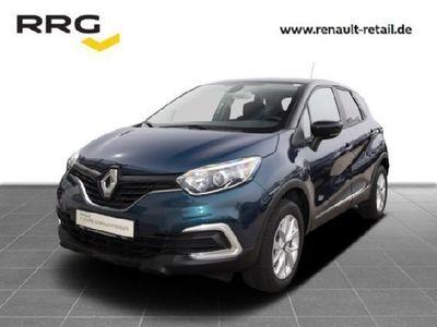 gebraucht Renault Captur 1.3 TCe 130 LIMITED Navi, Einparkhilfe, B