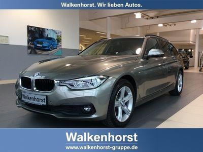 gebraucht BMW 318 d Advantage Touring Leasing ab 269 LED SItzheizung PDC