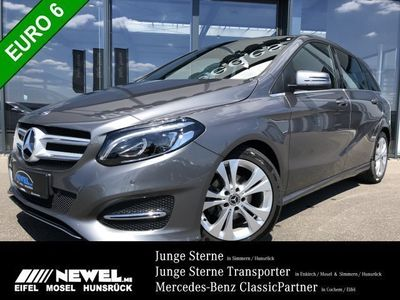 gebraucht Mercedes B180 d *URBAN*LED*NAVI*KLIMA*KEYLESS-START*PTS*
