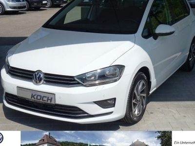gebraucht VW Golf Sportsvan TDI Sound Navi ACC Bluetooth