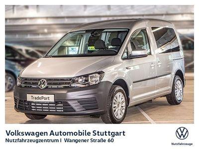 gebraucht VW Caddy Trendline 1.0 TSI Euro 6 d-temp Klima AHK