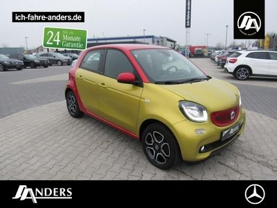 gebraucht Smart ForFour Electric Drive Cool u. Media+Winter-P.