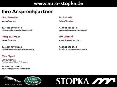gebraucht Land Rover Discovery Sport 2.0 TD4 SE BlackEdition 18 Pano in Hannover