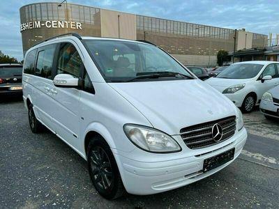 gebraucht Mercedes Viano 3.0 CDI AMBIENTE lang*VIP*3xSchiebedach*