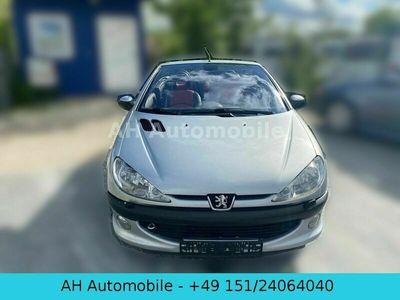 gebraucht Peugeot 206 CC Cabriolet Platinum 1.6 Benzin
