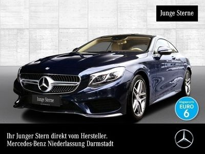 gebraucht Mercedes S500 Cp. AMG designo Airmat Pano Burmester COMAND