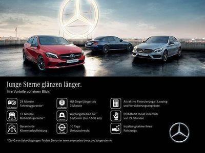 """second-hand Mercedes E300 Cabrio AMG Line 20 """"AMG Burmester Memory"""