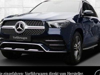 gebraucht Mercedes GLE450 AMG 4M AMG Fahrass WideScreen Pano Distr. HUD