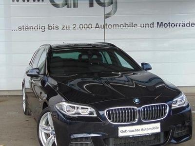 gebraucht BMW 530 d xDrive Touring M Sportpaket Navi Prof. Aut. LED Standhzg.