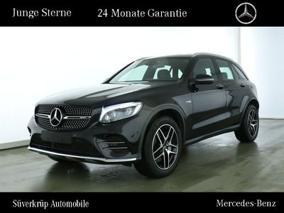 gebraucht Mercedes GLC43 AMG AMG 4M Designo/Comand/LED/AHK/Kamera/PDC