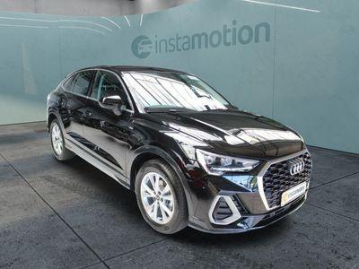 gebraucht Audi Q3 Q3Sportback 35 TFSI CoD S-TRONIC * S-LINE * LED * PARKTRONIC * NAVI * SITZHEIZUNG
