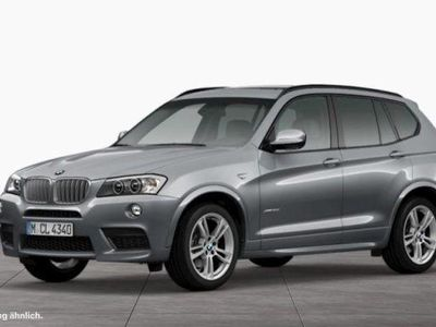 gebraucht BMW X3 xDrive30d M Sportpaket HiFi Xenon Pano.Dach