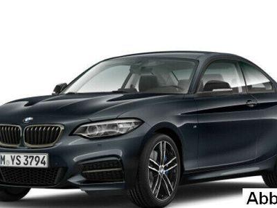 gebraucht BMW M240 Steptronic Coupe Navi Prof. Sport Aut. PDC als Sportwagen/Coupé in Göppingen
