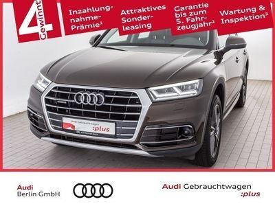 gebraucht Audi Q5 design 2.0 TDI qu. S tr. STHZG PANO NAVI PDC