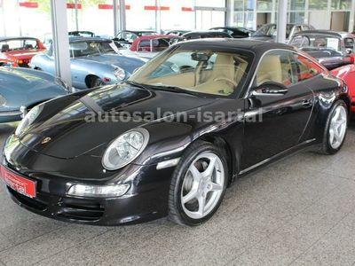 gebraucht Porsche 911 Targa 4 997- 59tkm - 6-Gg. - Bestzustand