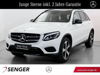 gebraucht Mercedes GLC250 d 4M Exclusive Panorama AHK Distronic