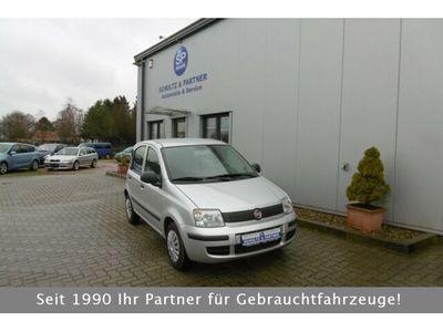 käytetty Fiat Panda 1.2 8V Classic,2Hd,Inspektion+Zahnr. Neu !