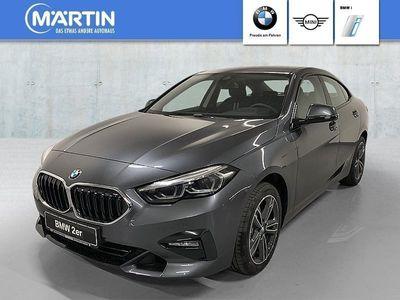 gebraucht BMW 218 i Gran Coupé Sport Line Adapt.LED Tempomat Shz Klimaauto.