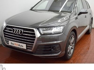 gebraucht Audi Q7 50 TDI quattro/LED/Navi/S-line
