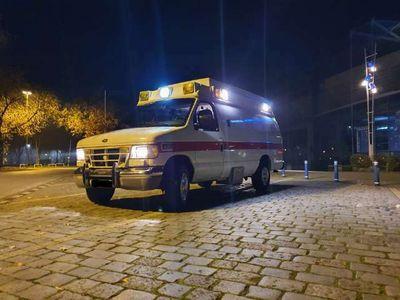gebraucht Ford Econoline E350 Ambulanz / Wohnmobil 3.5t Zulassung
