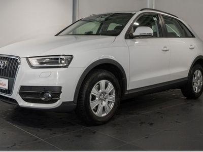 gebraucht Audi Q3 1.4TFSI s-tronic,Xenon,Navi,Spurwechsel,Sitzh