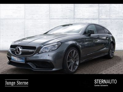 gebraucht Mercedes CLS63 AMG Shooting Brake Mercedes-AMG S 4MATIC