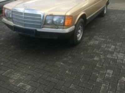 gebraucht Mercedes 380 1.Hand Deutsches Auto Scheckheft